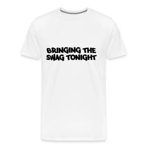 T-Shirt - Bringing The Swag - Men's Premium T-Shirt