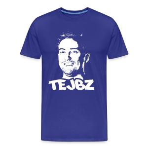 T-Shirt - Tejbz - Men's Premium T-Shirt