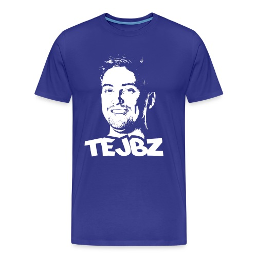 T-Shirt - Tejbz - Men's Premium T-Shirt