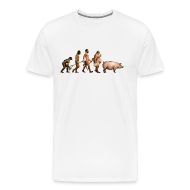 T-Shirts ~ Men's Premium T-Shirt ~ Article 8557109
