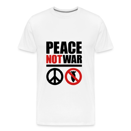 peace t-shirt - Men's Premium T-Shirt