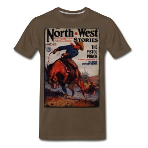 North*West May 1930 - Men's Premium T-Shirt