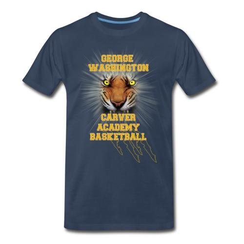 tiger_design_one  - Men's Premium T-Shirt