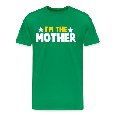 new i'm the mother family label  T-Shirts