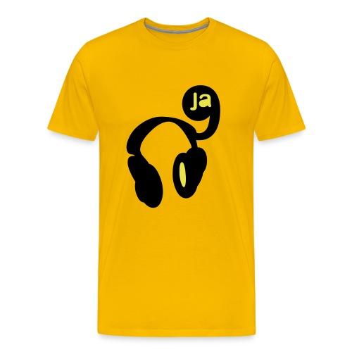 9ja hip hop music heads - Men's Premium T-Shirt