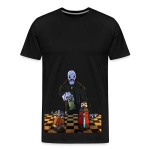 Big/Tall Mens Tee: Chess - Men's Premium T-Shirt