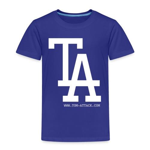 LA Represent Tom-Attack!! Toddler Tee - Toddler Premium T-Shirt