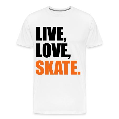 Skate T-shirt - Men's Premium T-Shirt
