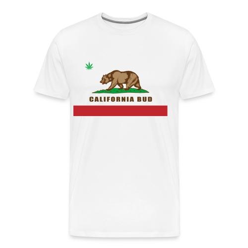 Cali Bud - Spiffy & Witty - Men's Premium T-Shirt