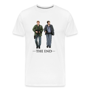 The End (DESIGN BY BRITTANY) - Men's Premium T-Shirt