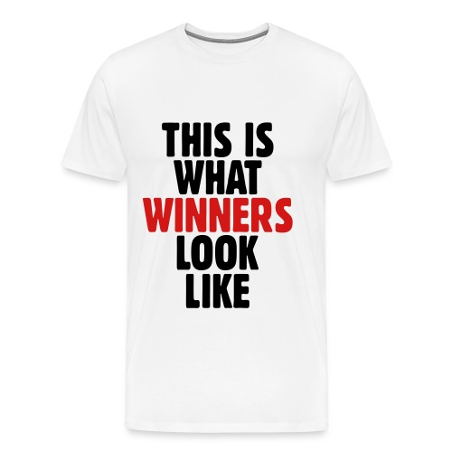 This Is What Winners Look Like Tee Shirt - Men's Premium T-Shirt