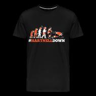 T-Shirts ~ Men's Premium T-Shirt ~ Hartnell Down