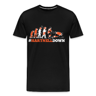 T-Shirts ~ Men's Premium T-Shirt ~ Hartnell Down