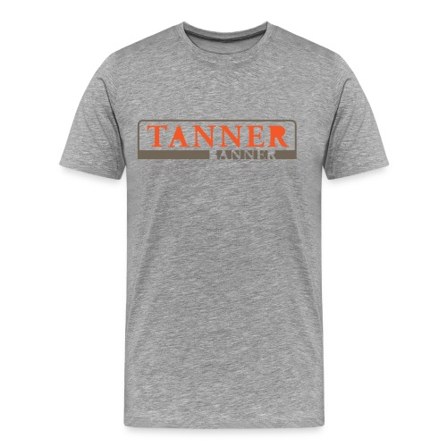 Tanner Banner - Men's Premium T-Shirt
