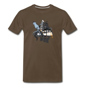 Granada Theater Joyful Kraken - Men's Premium T-Shirt