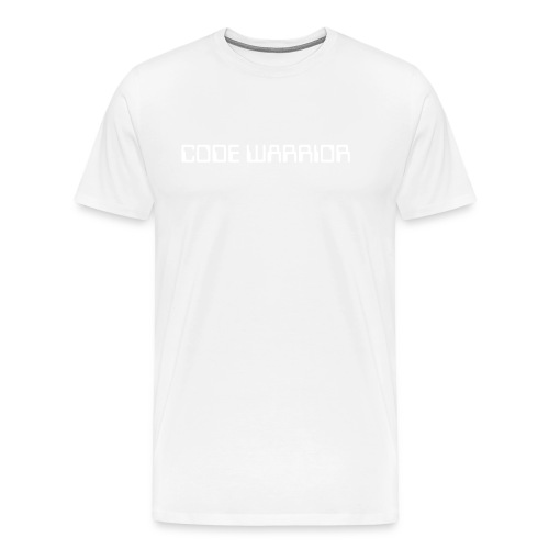 Code Warrior T-Shirt - Men's Premium T-Shirt