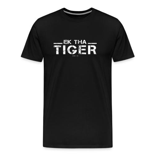 Ek Tha Tiger (2012) Signature Series: Men's Tee - Men's Premium T-Shirt
