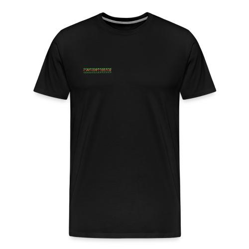 Parrothead concert T - Word & Logo1 FB - Men's Premium T-Shirt