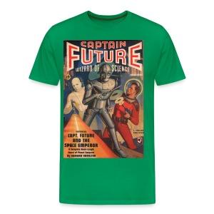 Captain Future First Issue - Men's Premium T-Shirt