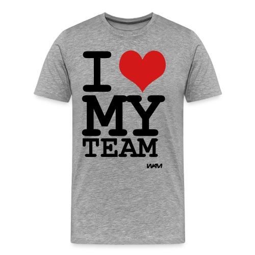 strike a  Pose tee - Men's Premium T-Shirt