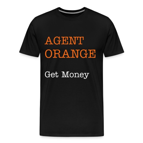 Men's Agent Orange Tee - Men's Premium T-Shirt