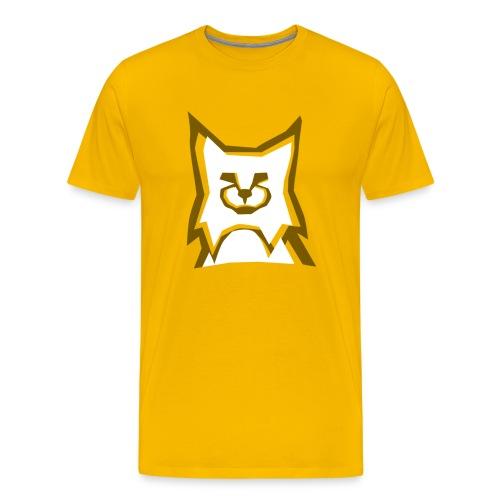 T-Shirt Lynx seulement - T-shirt premium pour hommes