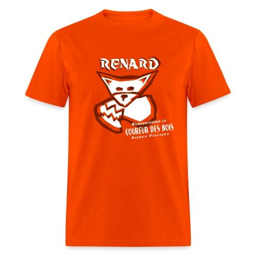 T-Shirt Renard - Men's T-Shirt