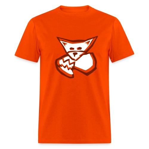 T-Shirt Renard seulement - Men's T-Shirt
