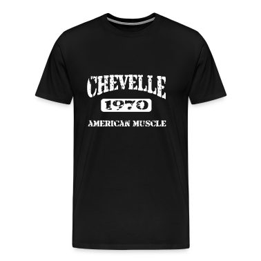 1970 Chevelle American Muscle T-Shirts