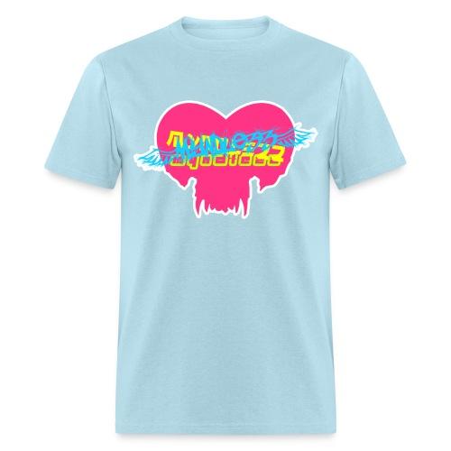 myndlezz love - Men's T-Shirt