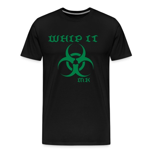 BIOHAZARD WHIP IT - Men's Premium T-Shirt