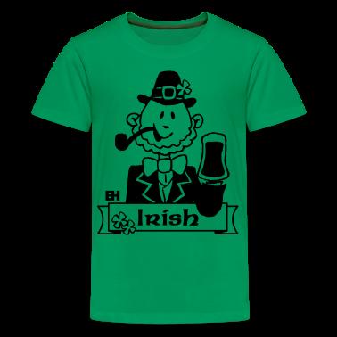 St. Patrick's Day Kids' Shirts