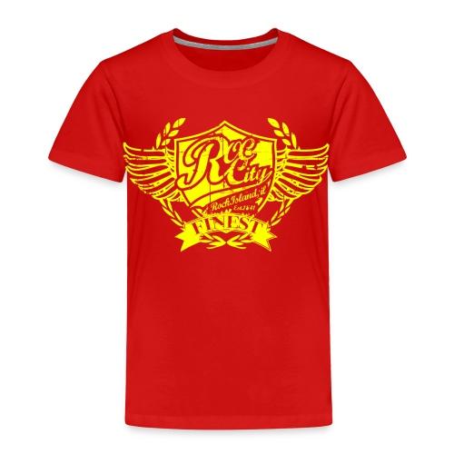 PHRESH FL8/QC'S FINEST CLOTHING LINE - Toddler Premium T-Shirt
