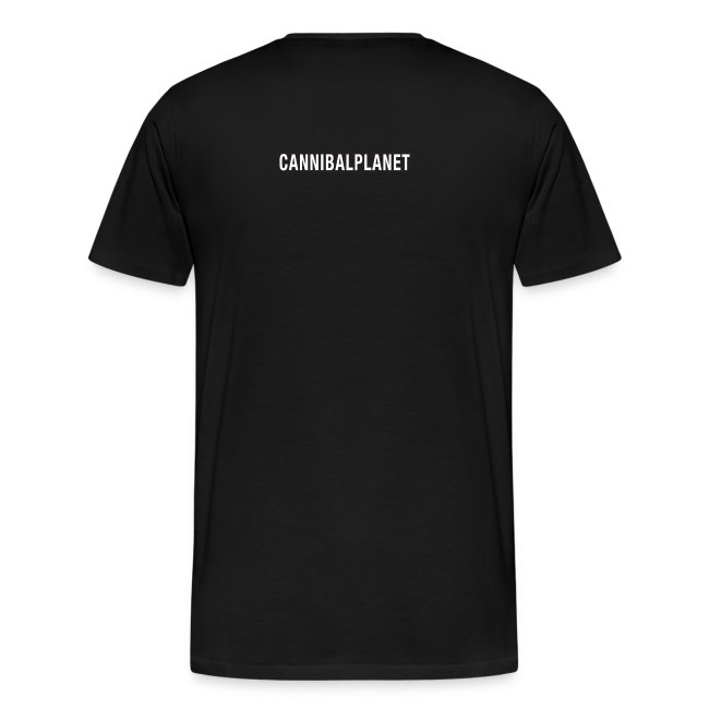 CANNIBALPLANET: 2-Sided