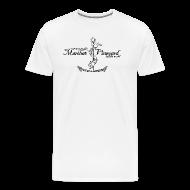 T-Shirts ~ Men's Premium T-Shirt ~ mvyradio Martha's Vineyard anchor