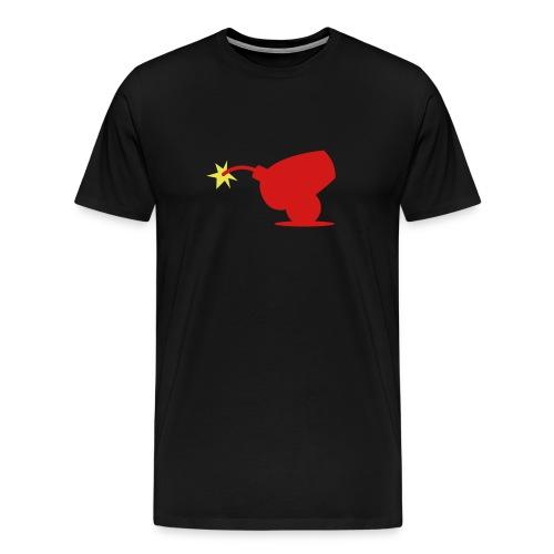 Big Red - Men's Premium T-Shirt