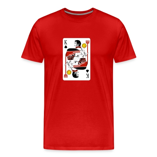 King Eric - Cantona - Men's Premium T-Shirt