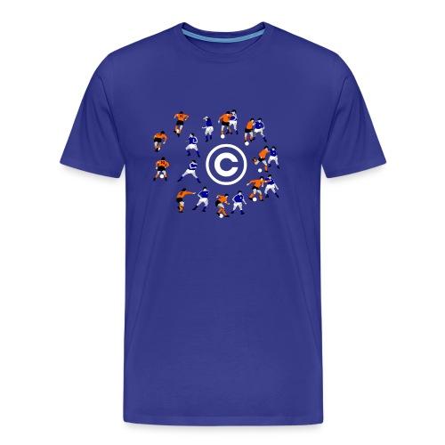 My Turn - Johan Cruyff - Men's Premium T-Shirt
