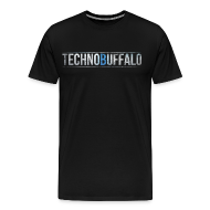 T-Shirts ~ Men's Premium T-Shirt ~ TechnoBuffalo Grunge XL
