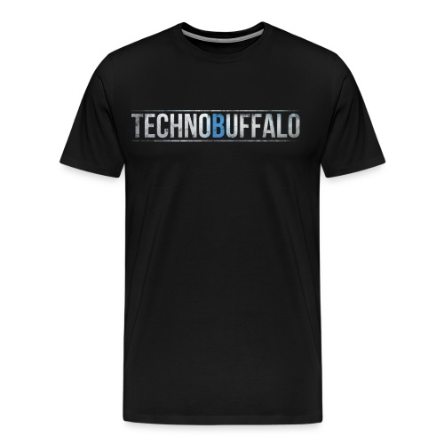 TechnoBuffalo Grunge XL - Men's Premium T-Shirt