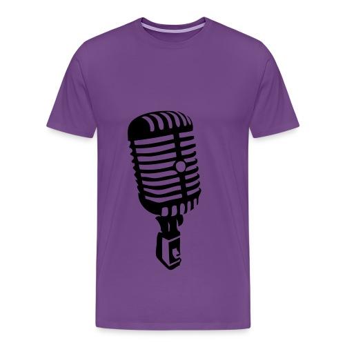 Mike Night - Men's Premium T-Shirt