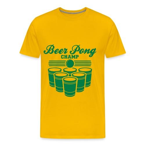 champ. - Men's Premium T-Shirt