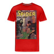 T-Shirts ~ Men's Premium T-Shirt ~ Spider May 1935 3/4XL