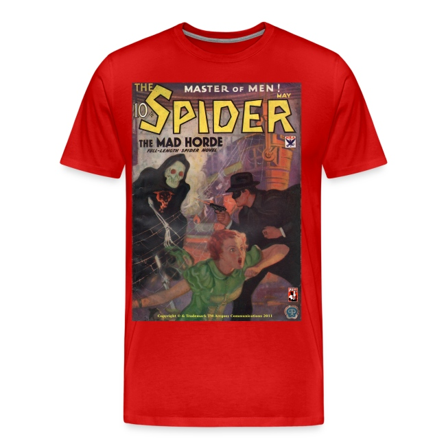 Spider May 1935 3/4XL