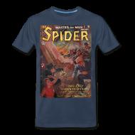 T-Shirts ~ Men's Premium T-Shirt ~ The Spider January 1935