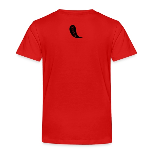 Kantno Octopus Hearts Toddler T-shirt - Toddler Premium T-Shirt