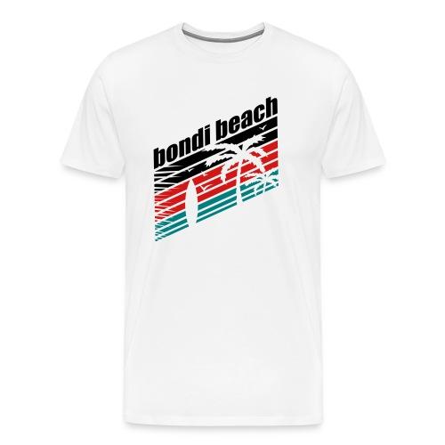 Bondi Beach - Men's Premium T-Shirt
