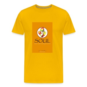 Soul Much More From Scratch Unisex Tee - Men's Premium T-Shirt