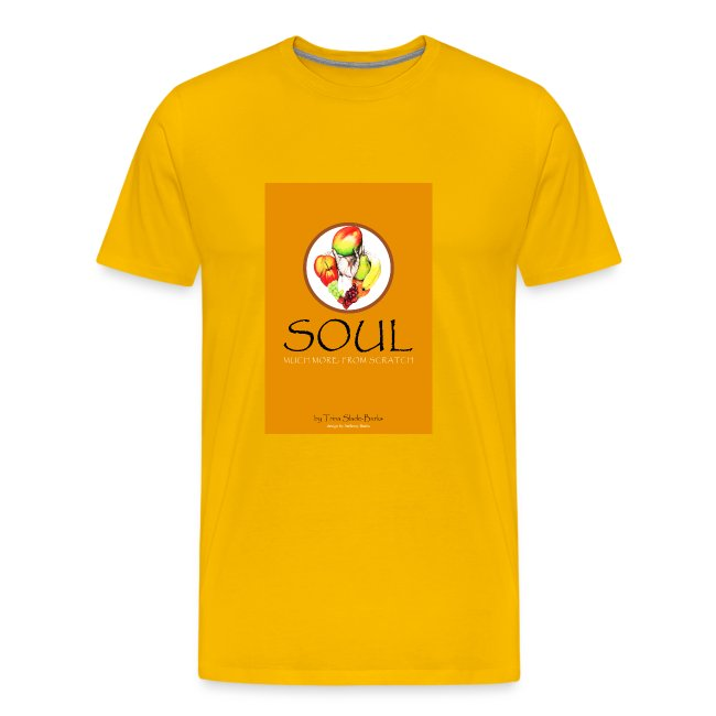 Soul Much More From Scratch Unisex Tee