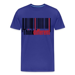 Think Different T-Shirt - Men's Premium T-Shirt